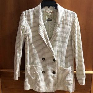 Cartonnier striped blazer